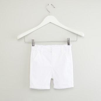 Pocket Detail Shorts
