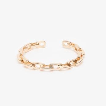 Gilded Chain Cuff