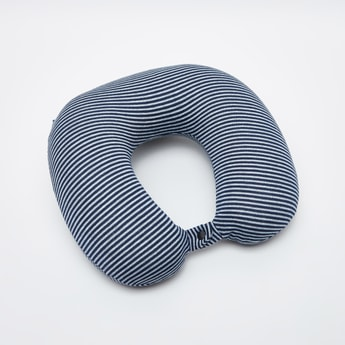 Striped Neck Pillow