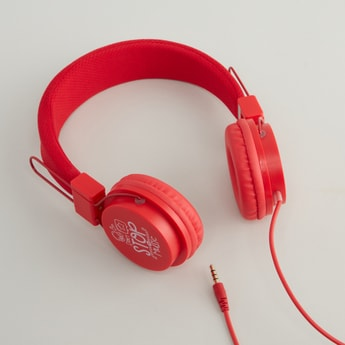 On-Ear Headphones with Mic