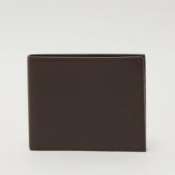 Plain Dual Fold Wallet