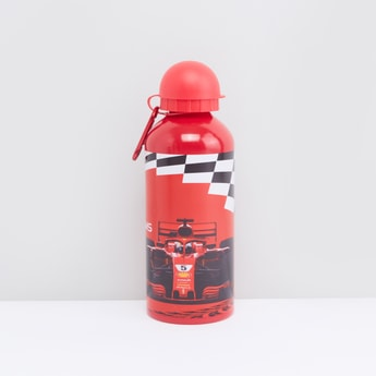 Printed Water Bottle with Lid