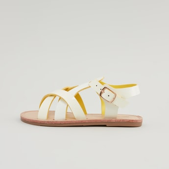 Kids Girls Flat Sandals