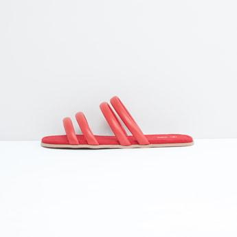 حذاء خفيف متعدد الأحزمة