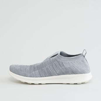 Textured Slip On Sneakers