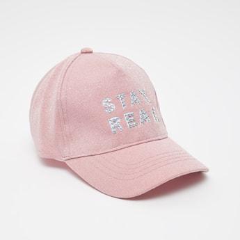 Embellished Adjustable Cap