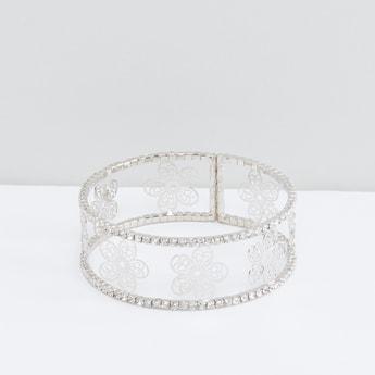 Studded Cuff Bracelet