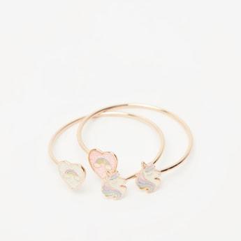 Set of 2 - Cuff Bracelet
