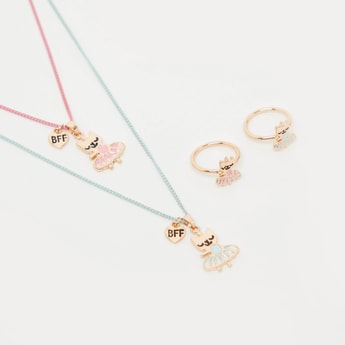 BFF 4-Piece Jewellery Set