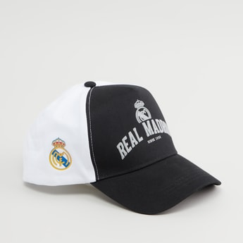 Real Madrid Embroidered Cap