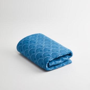 بطانية بطبعات - 200x135 سم