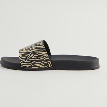حذاء خفيف بطبعات حيوان