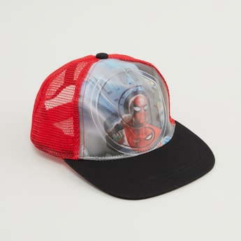 Spider-Man Printed Trucker Cap