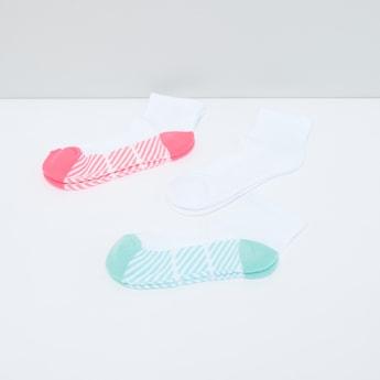 Printed Socks - Set of 3