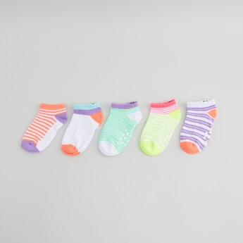 Set of 5 - Printed Infant Socks