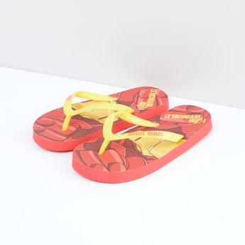 Spider-Man Printed Flip Flops