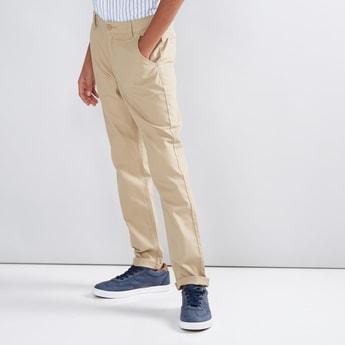 Full Length Pocket Detail Chinos
