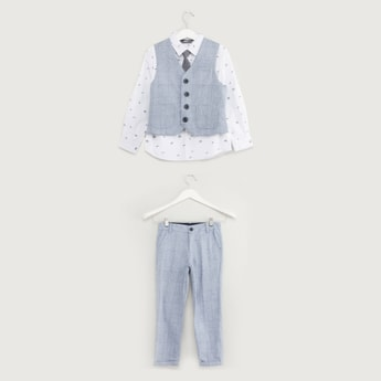 Assorted 4-Piece Clothing Set