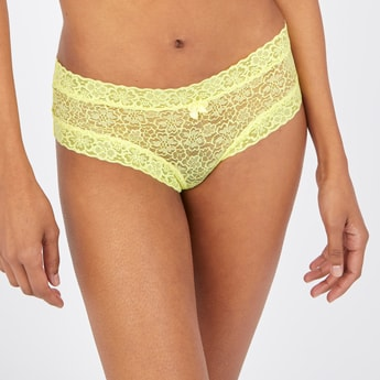 Textured Brazilian Briefs