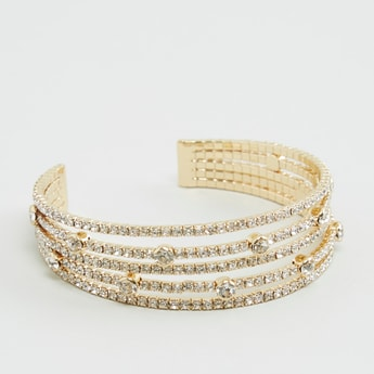 Studded Adjustable Bracelet