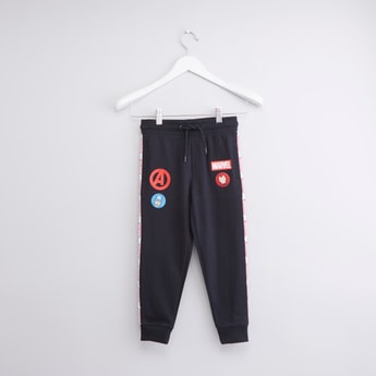 Marvel Joggers with Applique Badges