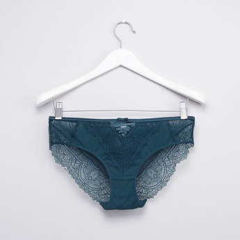 Brazilian Briefs with Lace