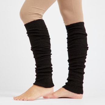 Solid Leg Warmers