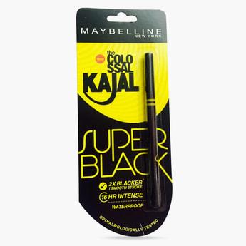 MAYBELLINE Super Black Colossal Kajal