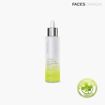 FACES CANADA Urban Balance 6 in 1 Skin Miracle Facial Oil