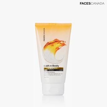FACES CANADA Bath N Body Milk and Honey Body Scrub