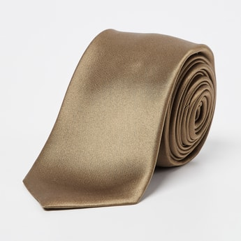CODE Solid Broad Tie