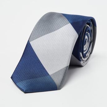 CODE Checked Tie