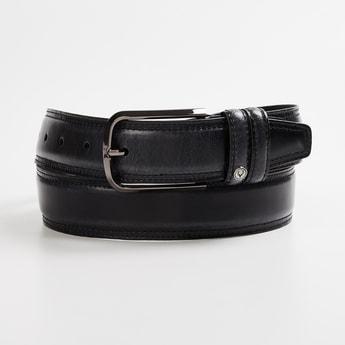 ALLEN SOLLY Men Solid Formal Belt