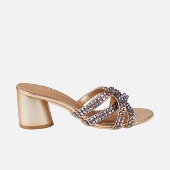 CATWALK Women Embellished Block Heels