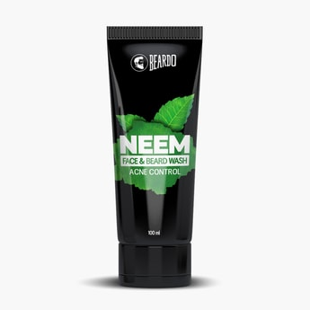 BEARDO Neem Face Wash For Men-100 ml