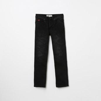LEE COOPER JUNIORS Solid Slim Fit Jeans