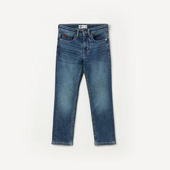 LEE COOPER JUNIORS Stonewashed Slim Fit Jeans