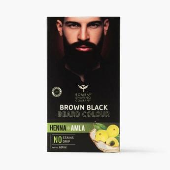 BOMBAY SHAVING COMPANY Brown Black Beard Colour-60 ml