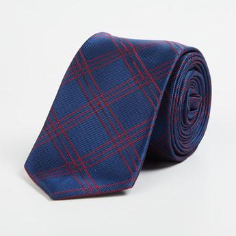 CODE Men Checked Tie