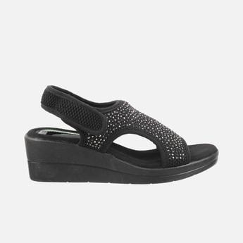 CATWALK Women Embellished Wedge Heels