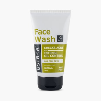 USTRAA Face Wash Oily Skin