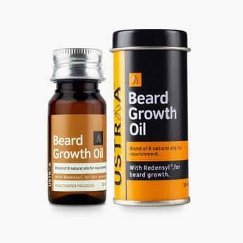 USTRAA Men Beard Growth Oil- 35ml