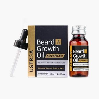 USTRAA Beard Growth Oil - 60ml