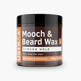 USTRAA Beard & Mooch Wax- 100g