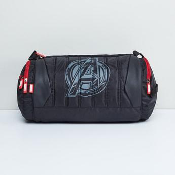 MAX Avengers Print Duffle Bag