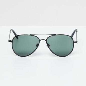 MAX Solid Aviator Sunglasses