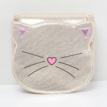 MAX Kitten-Shaped Sling Bag