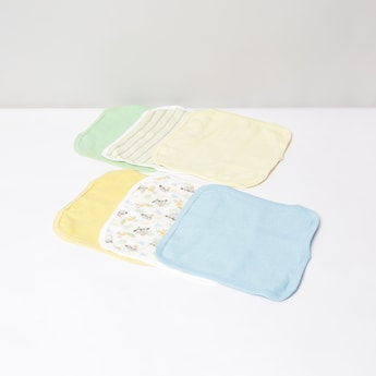 MAX Assorted Washcloth - Pack of 6