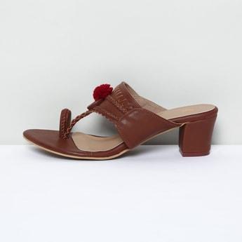 MAX Solid Block Heels