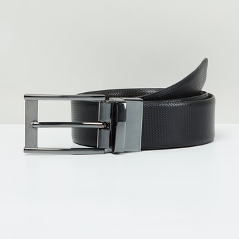 MAX Genuine Leather Reversible Formal Belt